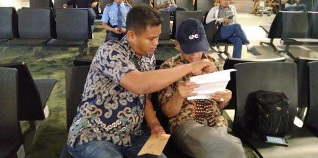 Hendak ke Brunei, Kivlan Zen Dicegat Polisi di Bandara Soekarno-Hatta, Berikan Surat Larangan Bepergian ke Luar Negeri