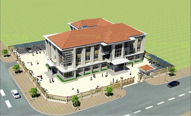 Thuyết minh thiết kế dự án sở xây dưng Hậu Giang