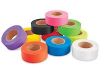 Jual pita survey / flaging tape murah   Indosurta Group