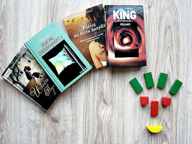 książki na wymianę
