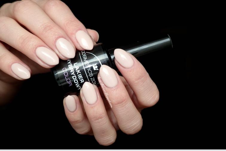 Lakiery hybrydowe Cosmetics Zone opinia recenzja