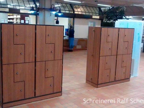 Lounge-Möbel für die Gießener Universitätsbibliothek
