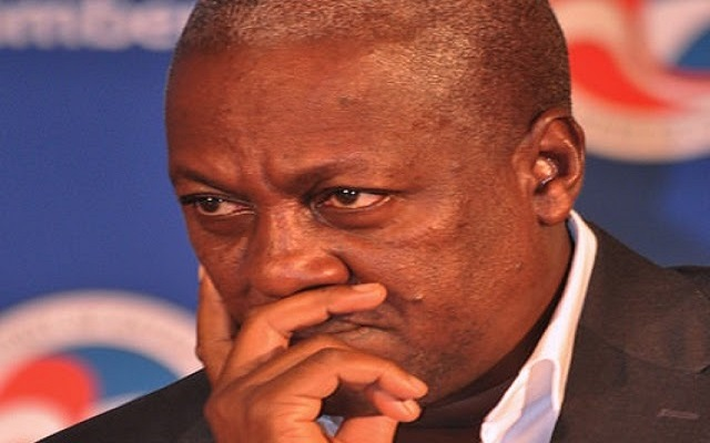 Ex-President Mahama speaks about why NDC lost 2016