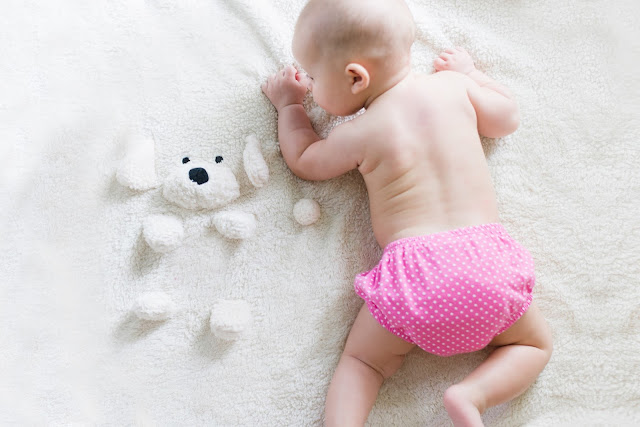 nawilżacz dla małego dziecka