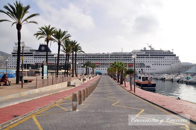 PREVISIÓN DE CRUCEROS - Cartagena junio 2015