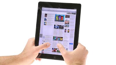 Địa chỉ sửa chữa uy tín cho iPad 4
