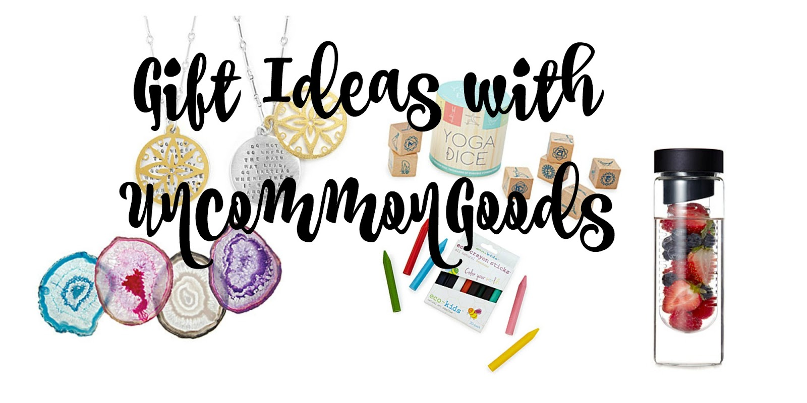 Gift ideas with UncommonGoods (Sponsored)