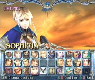 Soul Calibur 3 (PS2) 2005