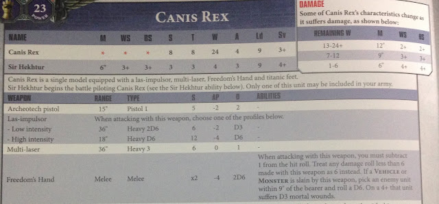 Canis Rex