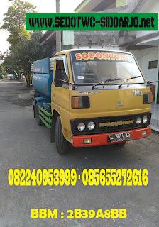 Sedot WC Gilang Sidoarjo, 082240953999