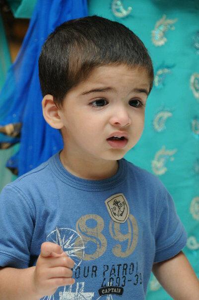 Hridhaan Roshan Biography • Celebrity Kids • Profile
