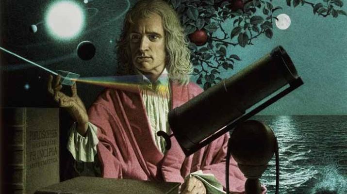 Isaac Newton, Terlalu Serius Belajar Sampai Putus dengan Pacar