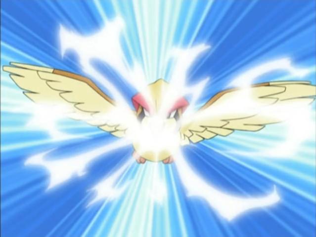 Pokemons de Kanto! Pidgeot_Aerial_Ace