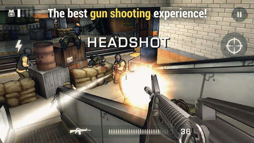 Major GUN MOD APK Unlimited Money