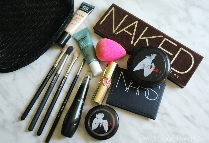 favorites mac urban decay mufe ysl lancome nars makeup bbloggers bbloggersca sephora