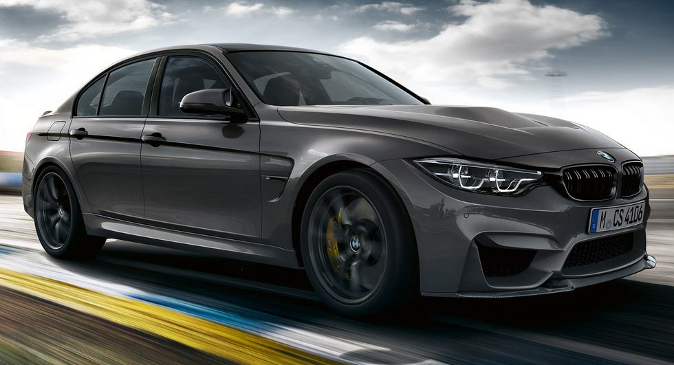 bmw m3 cs unveiled with 453 hp 174 mph top speed. Black Bedroom Furniture Sets. Home Design Ideas