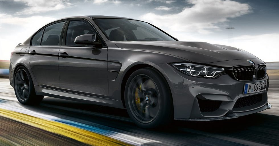 Bmw M3 Cs Unveiled With 453 Hp 174 Mph Top Speed