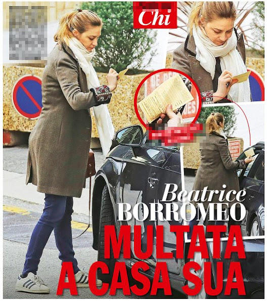 Pierre Casiraghi, Beatrice Borromeo visit shopping at a children store for , Stefano Ercole Carlo in Milan