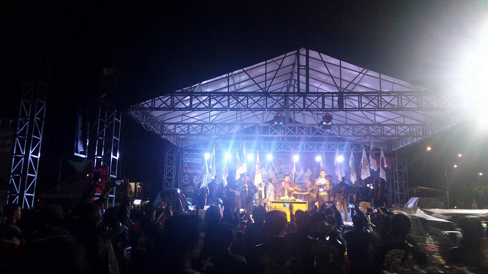 Beatkers Honda Beat Club Indonesia Banjiri Lampung