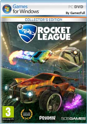 Rocket League [Full] Español [MEGA]
