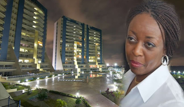 diezani $4.76million penthouse apartments seized