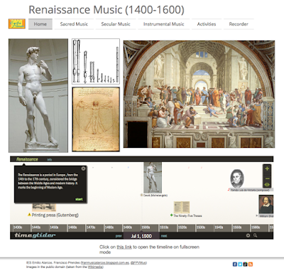http://franmusicalarcos.wix.com/renaissance