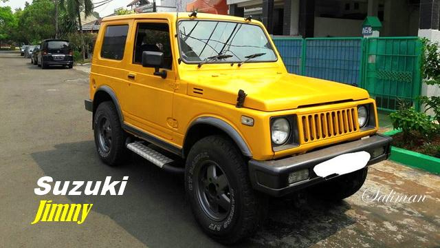Harga Suzuki Jimny Second