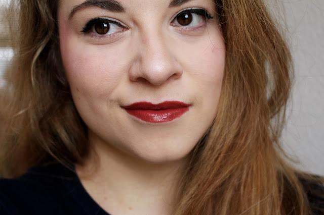 rouge à lèvres cream redwood h&m
