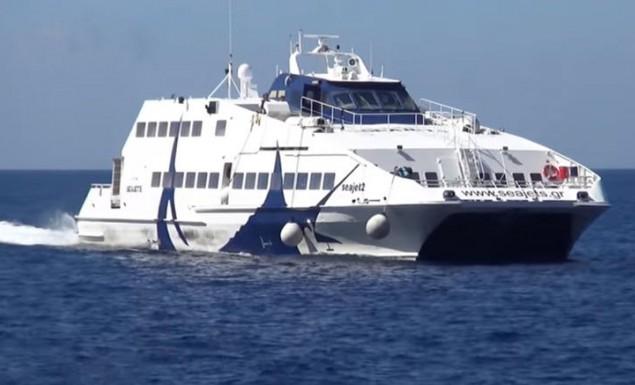 Συνελήφθη ο πλοίαρχος του Sea Jet 2 που δεν περίμενε να παραλάβει ασθενή
