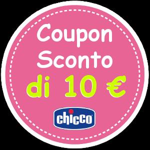 Coupon Sconto Chicco 10 euro