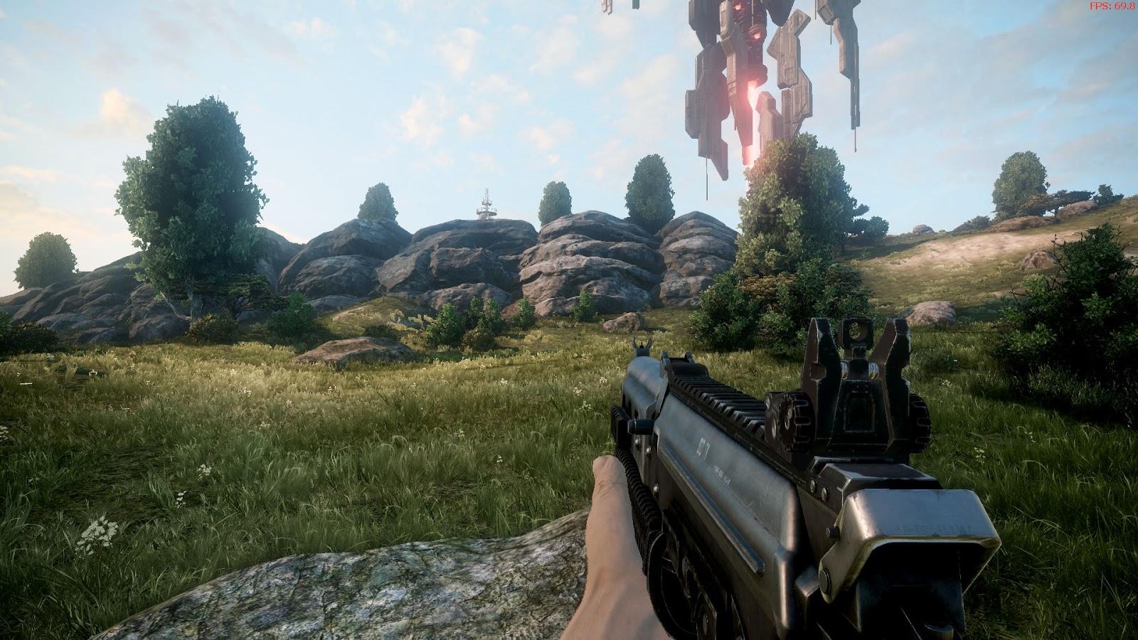 Shattered Skies - PC İçin Mükemmel Hayatta Kalma Oyunları