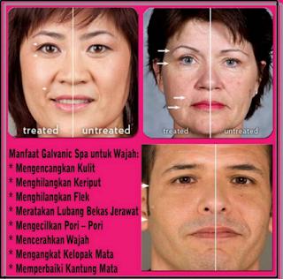 cara mengencangkan kulit wajah dengan cepat