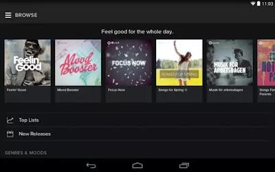 Spotify Music Premium Pro Mod Apk Full