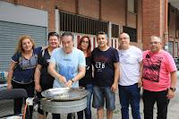 Fiesta de fin de curso de los hosteleros de San Vicente
