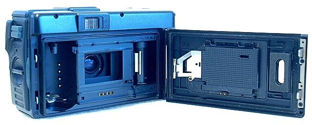Konica Genba Kantoku 28WB, Film box