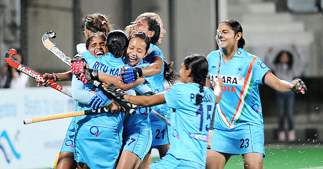 indian womens hockey team