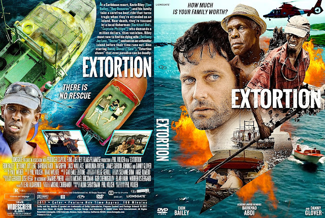 Extortion DVD Cover