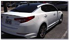 KIA Optima TINTED WINDOWS