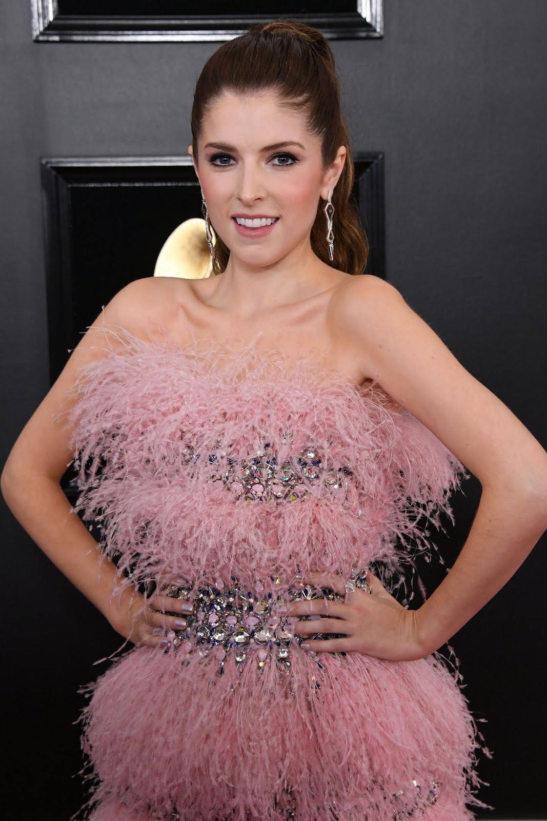 Anna Kendrick – 61st Annual GRAMMY Awards in Los Angeles - 02/10/2019