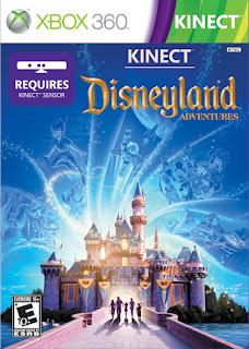 Disneyland Adventures (X-BOX360) 2011