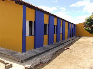 Resultado de imagem para escola municipal isaias bessa
