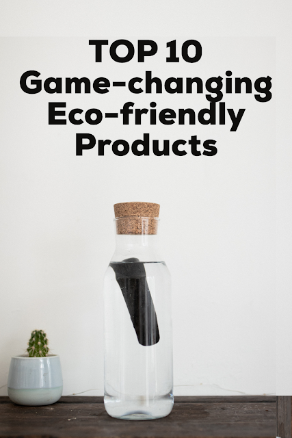 TOP 10 Game-changing Eco-friendly Products (How to live a more sustainable life)