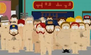 South Park Episodio 08x07 Espaldas babosas