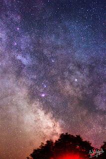 Le Centre de la Voie Lactée
