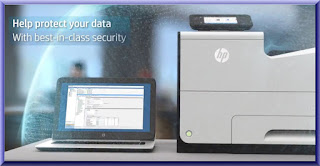 HP PageWide Pro 552dw Wireless Setup