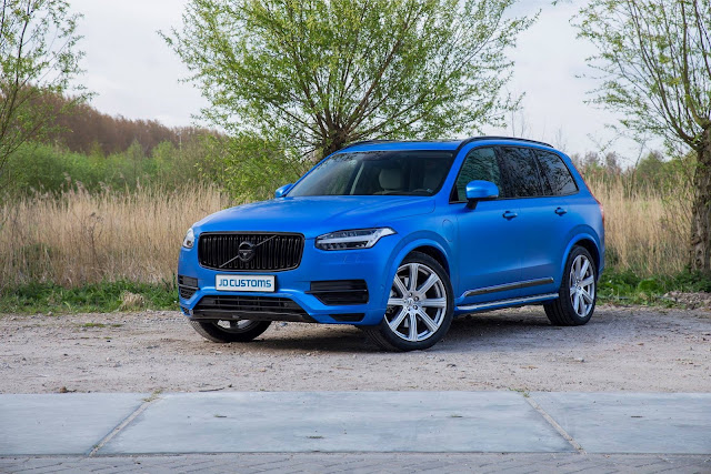2017 Volvo XC90 by JD Customs - #Volvo #XC90 #JD_Customs #tuning