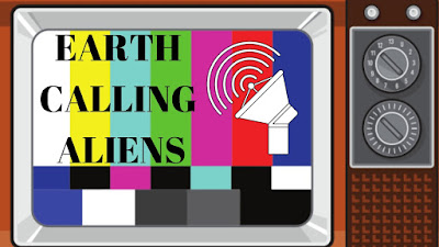 First TV signal was probably picked up by Aliens.