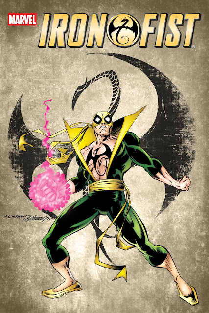 iron fist marvel