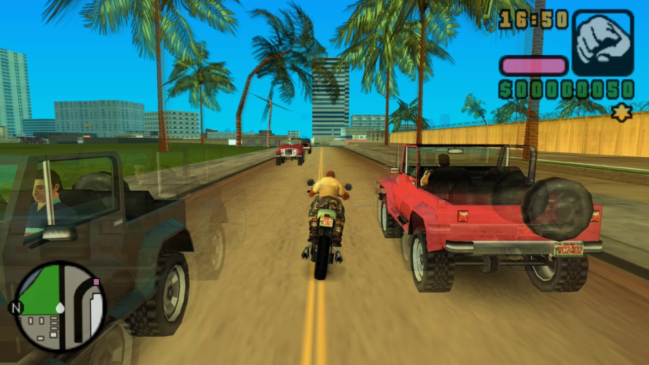 grand theft auto vice city mod android