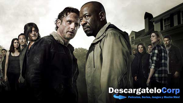 The Walking Dead Temporada 6 HD